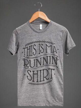 This Is Ma Runnin' Shirt