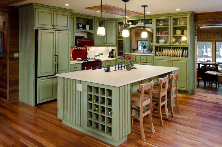 Ideas para pintar la cocina