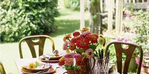 Outdoor Party Decorations - Summer Party Decorating Ideas