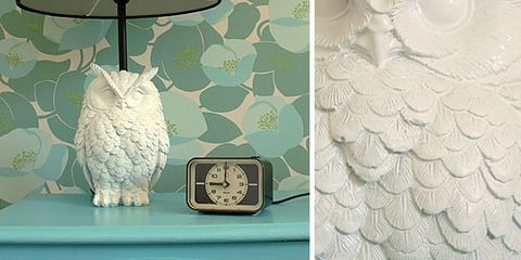 Lampshade, Teal, Lighting accessory, Lamp, Pattern, Interior design, Home accessories, Turquoise, Grey, Light fixture,