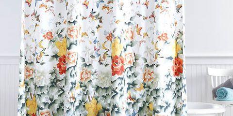 Textile, Interior design, Pattern, Interior design, Teal, Linens, Creative arts, Floral design, Wallpaper, Peach,