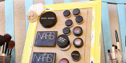 Magnetic Makeup Boards