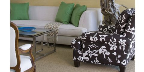 Patterned Rooms - Decorating with Patterns