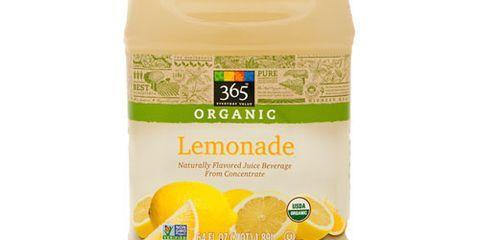 365 organic lemonade
