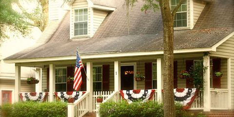 Easy Ways To Add Curb Appeal - Americana Decor Ideas for Your Home\'s ...