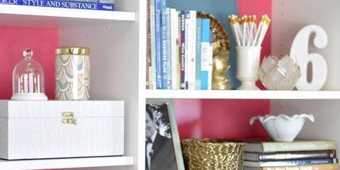 Blue, Room, Shelving, Shelf, Teal, Turquoise, Interior design, Aqua, Serveware, Azure,