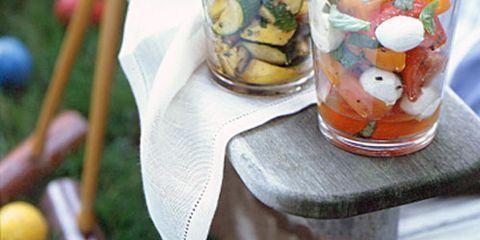 Tableware, Drinkware, Cocktail, Drink, Cocktail garnish, Produce, Fruit, Distilled beverage, Punch bowl, Fruit cup,