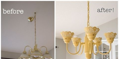 Diy light fixture upgrades inexpensive ways to change light fixtures matsutake mozeypictures Gallery
