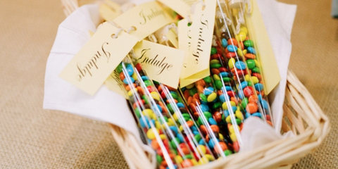 Basket, Present, Storage basket, Home accessories, Wicker, Packing materials,