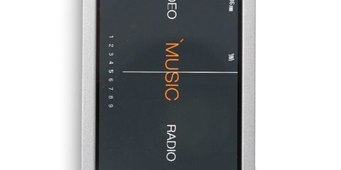 mp3 player from iriver