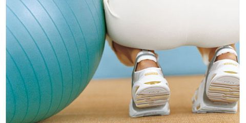 Butt Workout Routine