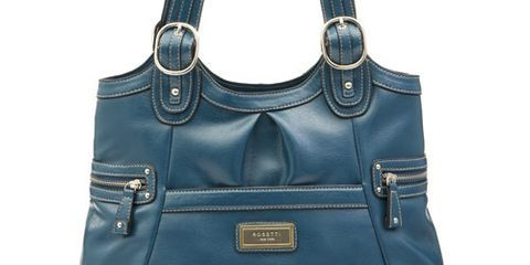 blue satchel bag from sears