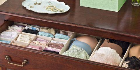 Underwear Dresser Drawer