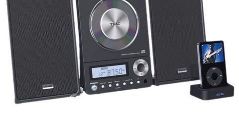 TEAC CD-X10i