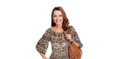 peasant top with pants outfit