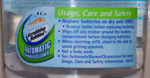 Weird Warning Labels Funny Product Disclaimers
