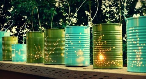 Diy Outdoor Lighting Entertaining Ideas