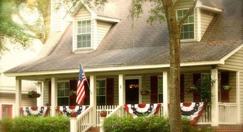americana porch