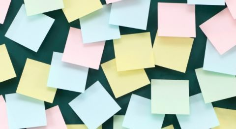 new uses for post it notes clever ways to use sticky notes