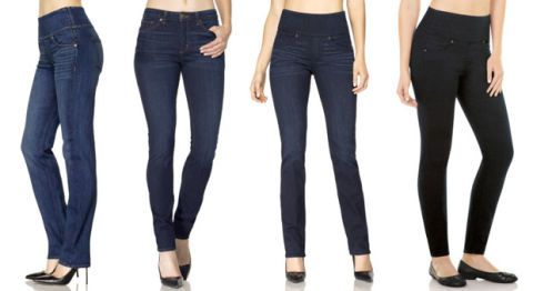 7b21a4fe77224 Spanx Launches a Line of Jeans - Do Spanx Jeans Really Work