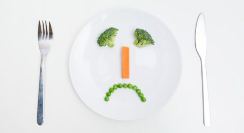 Diet Withdrawal Symptoms - Why You Feel Bad When You Start a
