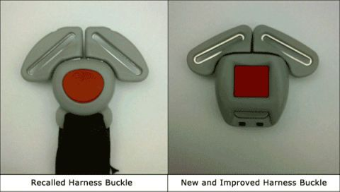 Graco Car Seat Recall Faulty Buckle On Graco Car Seats