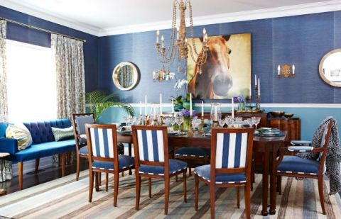 Create A Casual Formal Dining Room