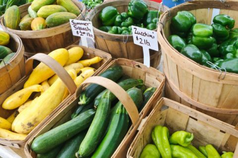 New Grant Subsidizes Food Stamps At Farmers Markets