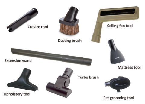 What Vacuum Attachments Do Vacuum Cleaning Tips