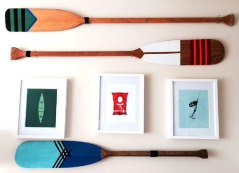 Cool Paddle Wall Art