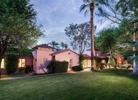 Tour Clark Gable's Home - Celebrity Real Estate