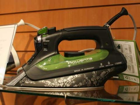 rowenta eco intelligence iron