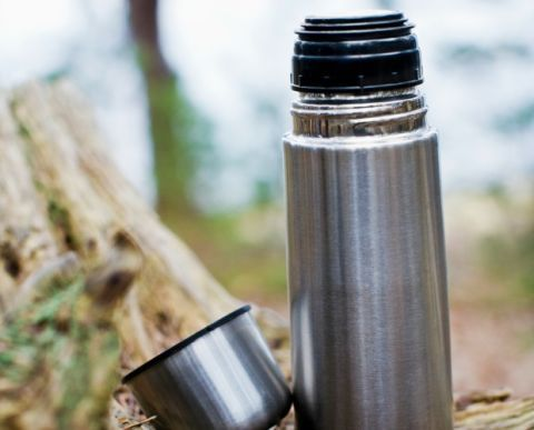 How to Clean a Stainless Steel Travel Mug - Cleaning a