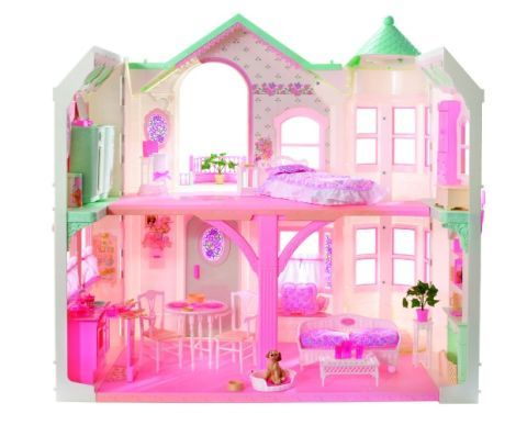 A Look Back At Barbies Dreamhouse Barbies Dreamhouse Through The
