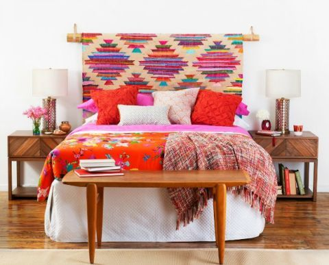 DIY Headboards - Bedroom Decorating Ideas