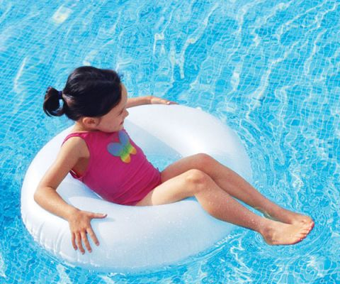 Safety first for swimming pools
