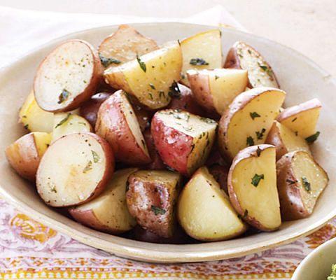 Herbed Potato Packet