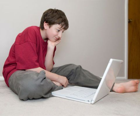 online at home work
