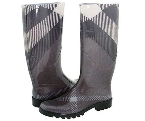 Rain Boots For Women Women's Rubber Rain Boots Tested Cool Patterned Rain Boots
