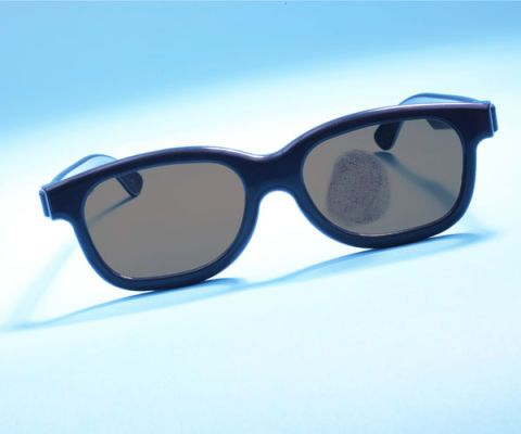 3d glasses investigation