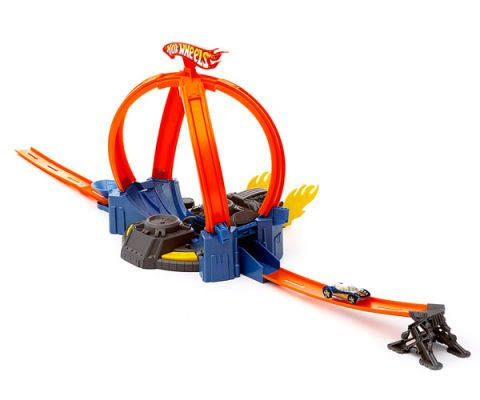 hot wheels race track