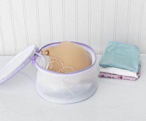 bra mesh wash bag