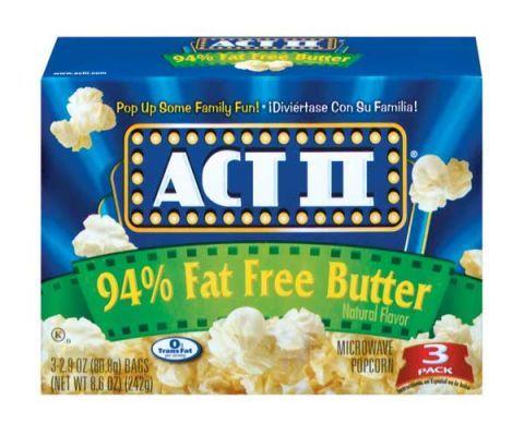 Microwave Popcorn Best