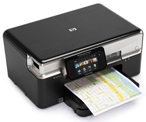 hp photosmart premium touch-smart web printer