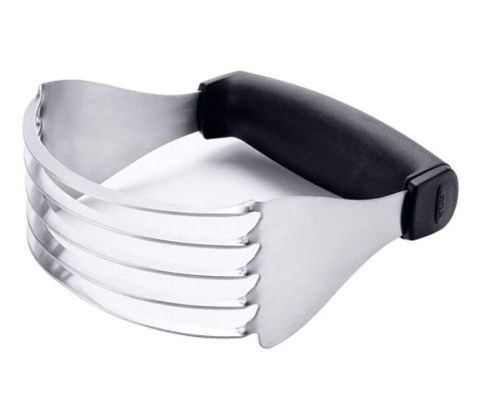 Oxo Good Grips Bladed Dough Blender, $10