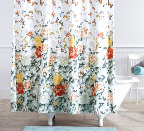 Textile, Interior design, Pattern, Interior design, Teal, Linens, Creative arts, Floral design, Wallpaper, Peach,