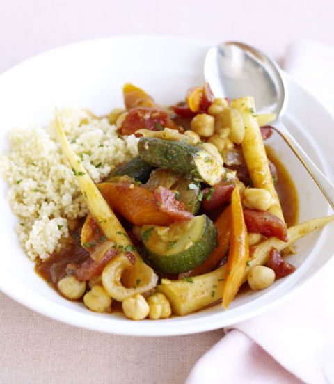 vegetable bean stew