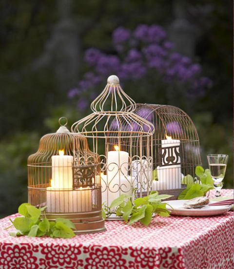& Outdoor Party Decorations - Summer Party Decorating Ideas