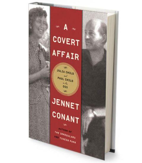 a covert affair book