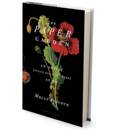 the paper garden book by molly peacock